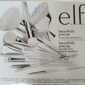 E.L.F Beautifully Precise 9 Brush Set